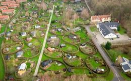 Độc đáo khu đô thị hình tròn tuyệt đẹp tại Đan Mạch