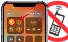 """Mẹo bật, tắt """"Chế độ máy bay"""" tự động theo khung giờ nhất định trên iPhone"""