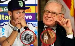Vì sao trong giới thượng lưu, người đi Ferrari và đeo Richard Mille thường không thể bằng được người lái Bentley và tay có Patek Philippe hay Rolex?