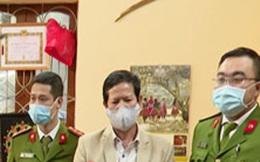 Bắt giam nguyên Phó Giám đốc Sở Y tế tỉnh Sơn La
