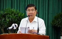Chủ tịch Nguyễn Thành Phong 'thổi còi' Sở Kế hoạch và Đầu tư TPHCM