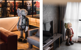 Ấn tượng với không gian của căn Duplex 200 m2 lấp đầy đồ chơi tiền tỷ ở Hà Nội