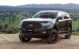 Ford Everest Sport chốt giá 1,112 tỷ đồng tại Việt Nam: Phiên bản thể thao đối đầu Fortuner và Santa Fe