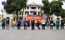 Thêm 22 bệnh nhân COVID-19 tại Chí Linh khỏi bệnh