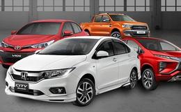 SUV hạng B bán chạy nhất tháng 1/2021: Kia Seltos số 1, Ford EcoSport bán thua cả Honda HR-V