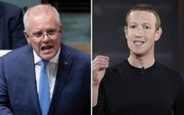 """Gọi Facebook là """"kẻ xấc xược"""", Thủ tướng Morrison tuyên bố Australia sẽ không nhượng bộ"""