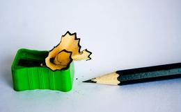 Ngẫm cuộc đời như chiếc bút chì: Muốn sắc bén thì phải chịu được đao gươm, gọt giũa