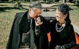 """Bộ ảnh kỉ niệm 47 năm ngày cưới càng ngắm càng thấy """"tình"""" của cặp đôi U80 tại Đà Lạt, khiến ai cũng ước ao có một tình yêu trọn đời ngát xanh"""