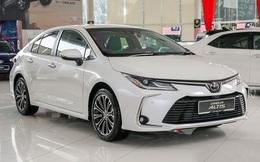 Liên tục lộ bộ phận mới, Toyota Corolla Altis 2021 rục rịch về Việt Nam đối đầu Mazda3