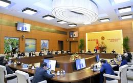 Ủy ban Thường vụ Quốc hội sắp xem xét nhiều nội dung quan trọng