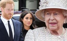 Sau thông báo thiếu tôn trọng của vợ chồng Meghan Markle, Nữ hoàng Anh có động thái mới khiến nhà Sussex xấu hổ không nói nên lời