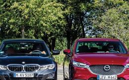 Báo Mỹ: Vượt qua BMW, Mazda là thương hiệu xe số 1 trong năm 2020