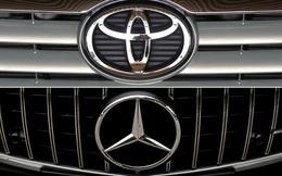Thương hiệu ôtô nào giá trị nhất năm 2021?