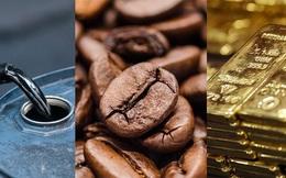 Thị trường ngày 24/2: Vàng đảo chiều giảm, giá cà phê cao nhất 1 năm