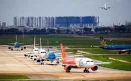 Số chuyến bay các hãng hàng không trong tháng 2 giảm ra sao?