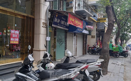 Hàng loạt khách sạn, cửa hàng Hà Nội treo biển cho thuê sau Tết