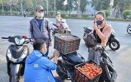 """""""Giải cứu"""" hàng ngàn tấn nông, thủy sản của Hải Dương, Quảng Ninh"""