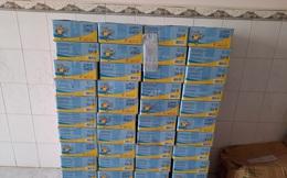 Hơn 2.300 hộp sữa có dấu hiệu xâm phạm nhãn hiệu của Nutifood