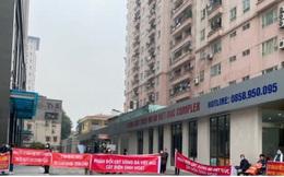 """Chủ đầu tư chung cư Việt Đức Complex dùng """"vũ khí"""" cắt điện để ép cư dân"""