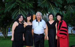 Chân dung 3 ái nữ nghìn tỷ của chủ tịch PNJ Cao Thị Ngọc Dung: Xinh đẹp, cá tính, đều là tiến sĩ Harvard và Oxford
