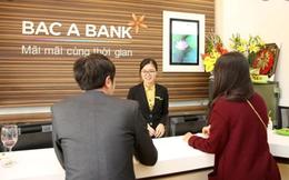 """BacABank chuyển niêm yết lên HNX, cổ đông """"tạm lỗ"""" gần 6.000 đồng/cổ phiếu"""