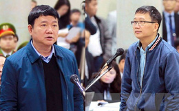 Ông Đinh La Thăng và Trịnh Xuân Thanh sắp hầu toà với cáo buộc gây thiệt hại 543 tỉ đồng