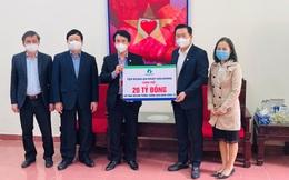An Phát Holdings tiếp tục trao tặng thêm 20 tỷ đồng hỗ trợ Hải Dương mua vaccine phòng chống COVID-19