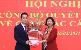 Chánh Văn phòng UBND TP.Hà Nội làm Bí thư Quận ủy Hoàn Kiếm
