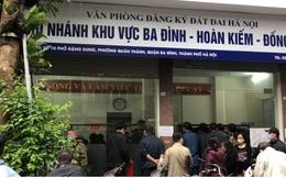 Văn phòng đăng ký đất đai Hà Nội giải quyết thanh toán tiền sử dụng đất 2 ngày cuối tuần