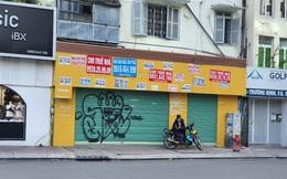 Mặt tiền đắt địa cho thuê ở TP HCM giảm giá 30% vẫn ế !