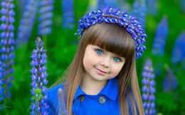 """Được mệnh danh là """"cô bé xinh đẹp nhất thế giới"""" với đôi mắt xanh thẳm say đắm lòng người, siêu mẫu nhí đẹp """"không góc chết"""" giờ ra sao?"""