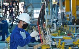 Chỉ số sản xuất công nghiệp tháng 2 giảm hơn 21% do nghỉ Tết và Covid-19