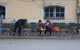Ảnh: Hàng quán Hà Nội nơi đìu hiu, nơi phải đóng cửa vì ảnh hưởng của dịch Covid -19