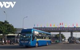 Đà Nẵng Tạm dừng một số tuyến xe liên tỉnh đi đến vùng có dịch Covid-19