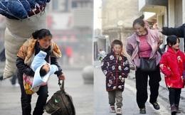 Người mẹ vừa vác hành lý vừa bế con về quê ăn Tết từng gây chấn động MXH xứ Trung, 11 năm sau đứa trẻ đã qua đời nhưng cuộc sống mẹ em gây ngỡ ngàng