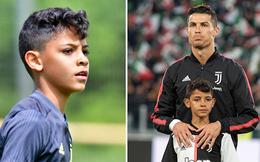 Siêu sao Ronaldo dù bận rộn vẫn đích thân làm điều này cho con trai, nhưng câu chuyện đằng sau mới khiến nhiều người thích thú