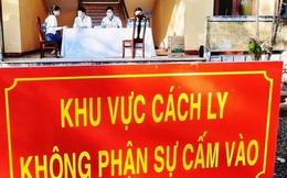 Hải Dương: Không khai báo tiếp xúc với F0, hai vợ chồng bị phạt 20 triệu đồng, đưa đi cách ly tập trung