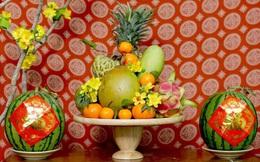 Mâm ngũ quả quen thuộc nhưng không phải ai cũng biết cách bày: Gợi ý 9 loại trái cây may mắn cho một năm mới đủ đầy