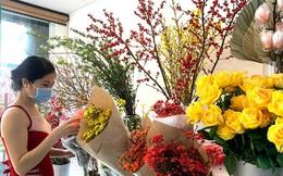 Hoa nhập khẩu được nhiều người ưa chuộng dịp Tết Tân Sửu