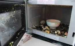 4 loại thực phẩm sẽ phát nổ trong lò vi sóng, đừng dại dột thử nếu không muốn... mất Tết