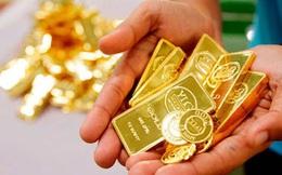 Giá vàng bất ngờ đảo chiều tăng trở lại