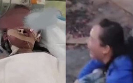 Bé gái 4 tuổi ngã vào máy trộn xi măng nguy kịch, hình ảnh nạn nhân ở hiện trường khiến người nhà đau lòng tột độ