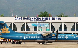 Dự án mở rộng cảng hàng không Điện Biên hơn 1.500 tỷ đồng đủ điều kiện báo cáo Thủ tướng phê duyệt