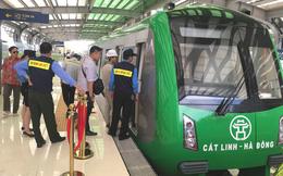 Bàn giao đường sắt Cát Linh - Hà Đông vào cuối tháng 3