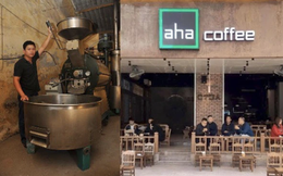 Điều ít biết về chuỗi Aha Cafe: Thương hiệu có từ năm 1997 nhưng 11 năm sau mới mở cửa hàng đầu tiên, công ty quản lý lỗ triền miên