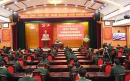Cơ quan Tổng cục Chính trị giới thiệu 2 tướng ứng cử ĐBQH