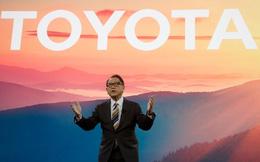 """Chủ tịch Toyota: """"Nếu giỏi, Apple cứ sản xuất ô tô, nhưng…"""""""