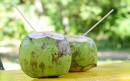 Uống nước dừa rất tốt cho sức khỏe nhưng có 5 thời điểm sau chúng sẽ trở nên nguy hiểm, bạn tốt nhất không nên dùng