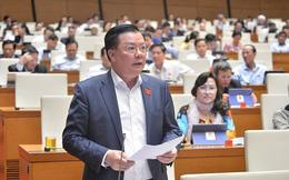 Uỷ viên Bộ Chính trị, Bộ trưởng Tài chính Đinh Tiến Dũng được giới thiệu ứng cử ĐBQH