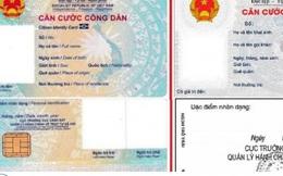 Mức thu phí khi đổi CCCD, CMT sang thẻ gắn chíp